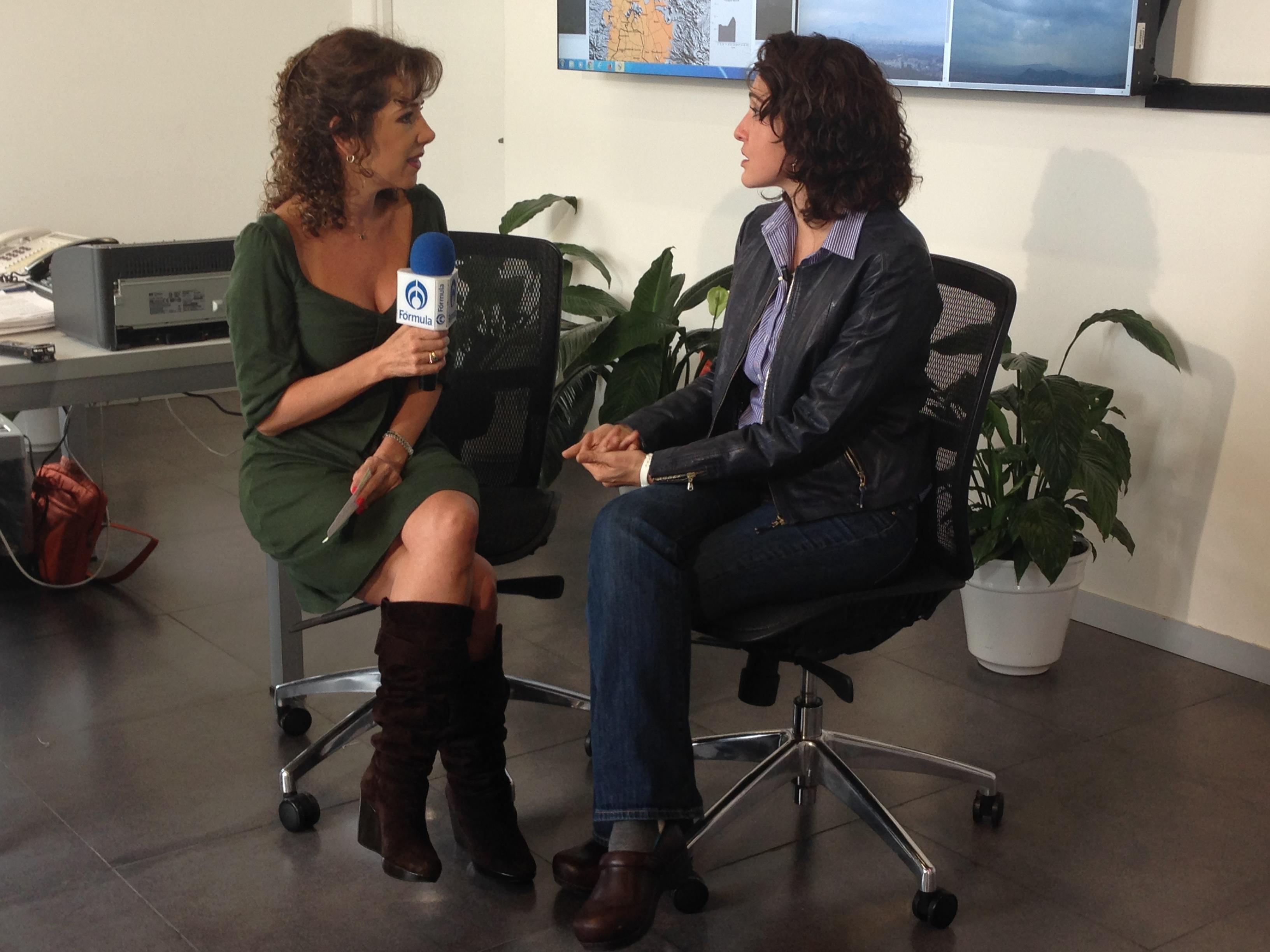 Secretaría del Medio Ambiente M. en C. Tanya Müller García (1)
