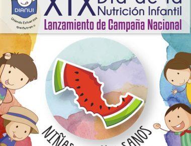 5 ETAPAS NUTRICIÓN INFANTIL CON FUNDACIÓN DIANUI