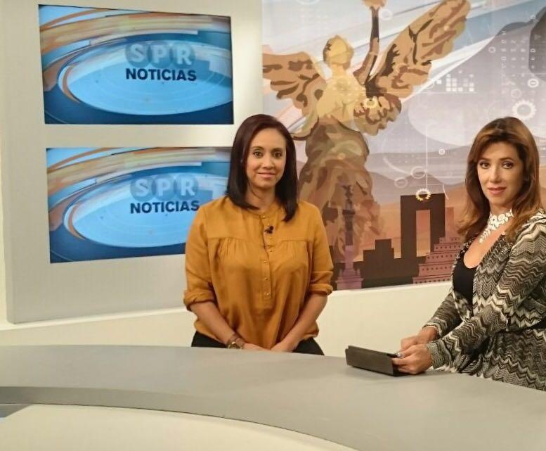 Arleth Careño Reporte SPR Noticias.