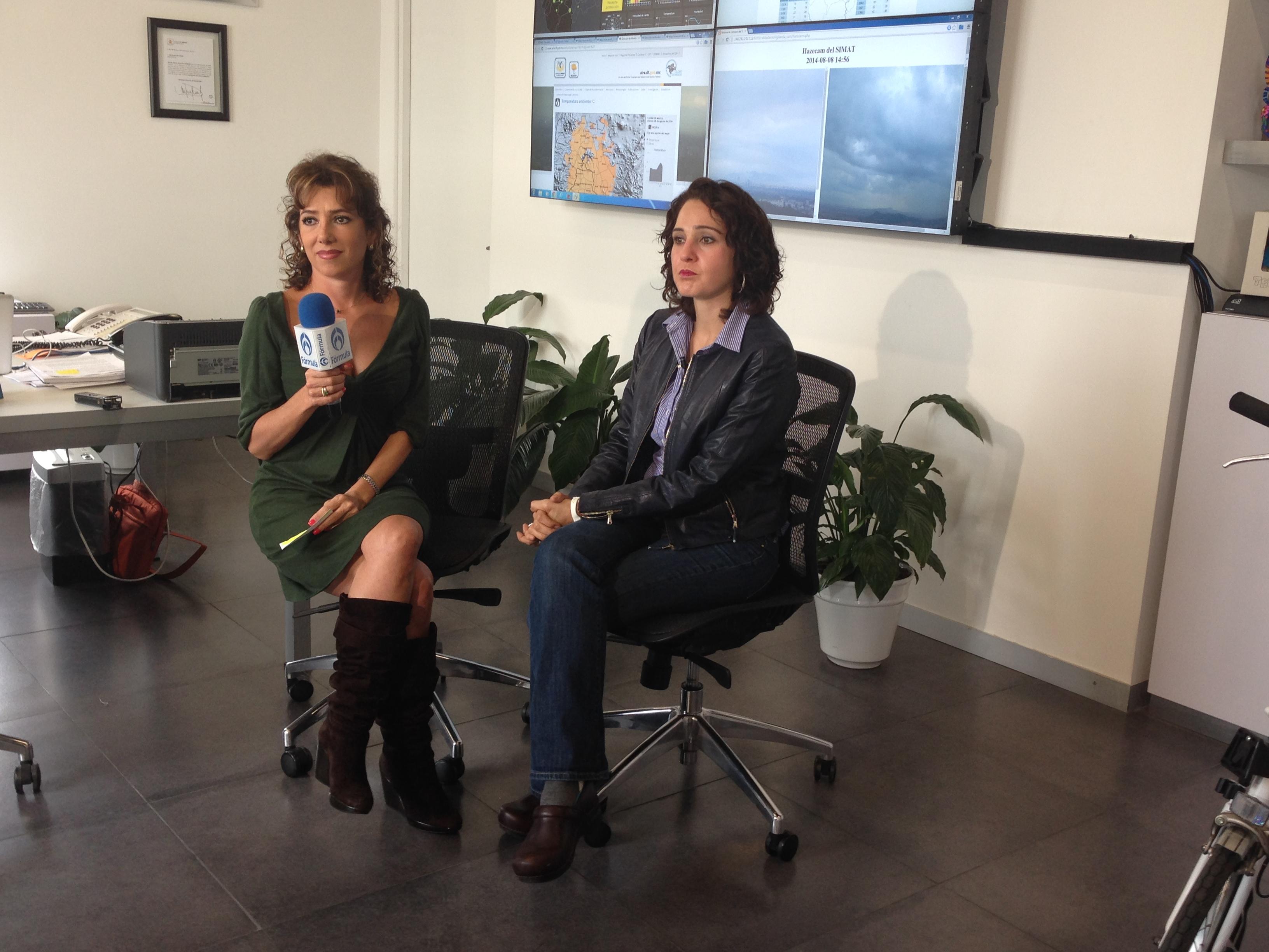 Secretaría del Medio Ambiente M. en C. Tanya Müller García