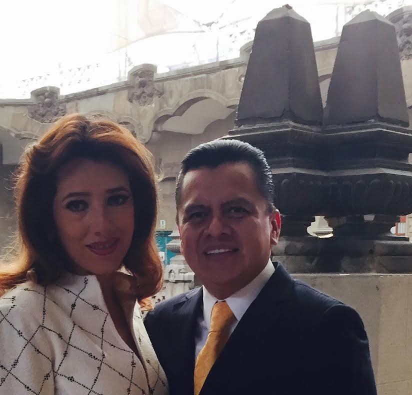 Manuel Granados  Cobarruvias  Consejero jurídico y servicios legales del GDF