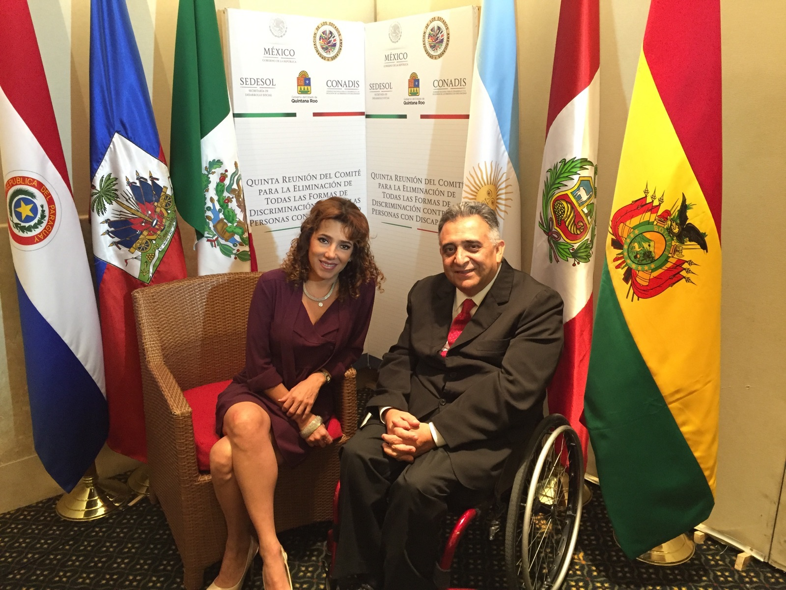 Jesús Toledano Ex Director General Conadis  -  Especialista en Derechos Humanos