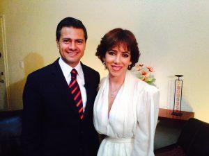 Presidente de la República Enrique Peña Nieto