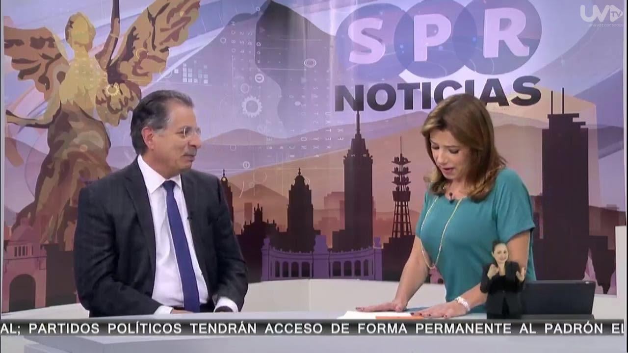 Jesús Ortega Martínez Partido Revolucionario Institucional y Claudia Arellano