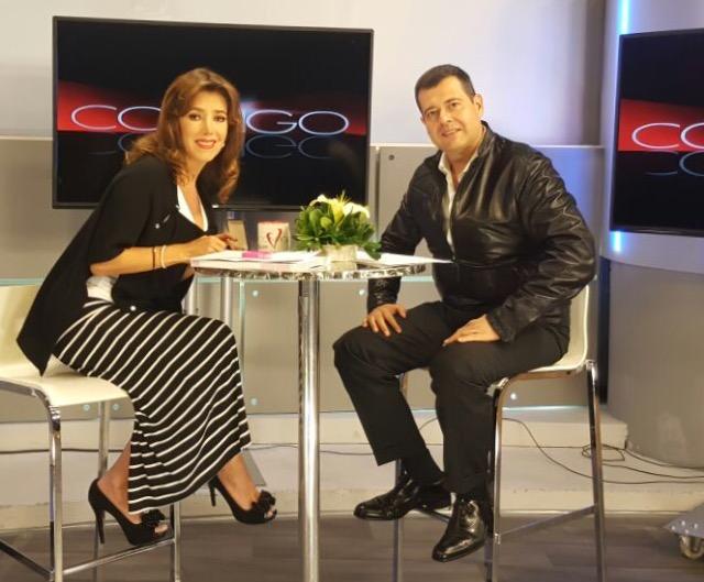 Entrevista a titular de la Sedesol, José Ramón Amieva Gálvez