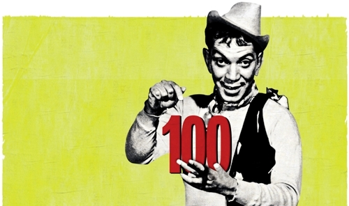 Cantinflas A 100 A 209 Os De Su Natalicio Claudia Arellano