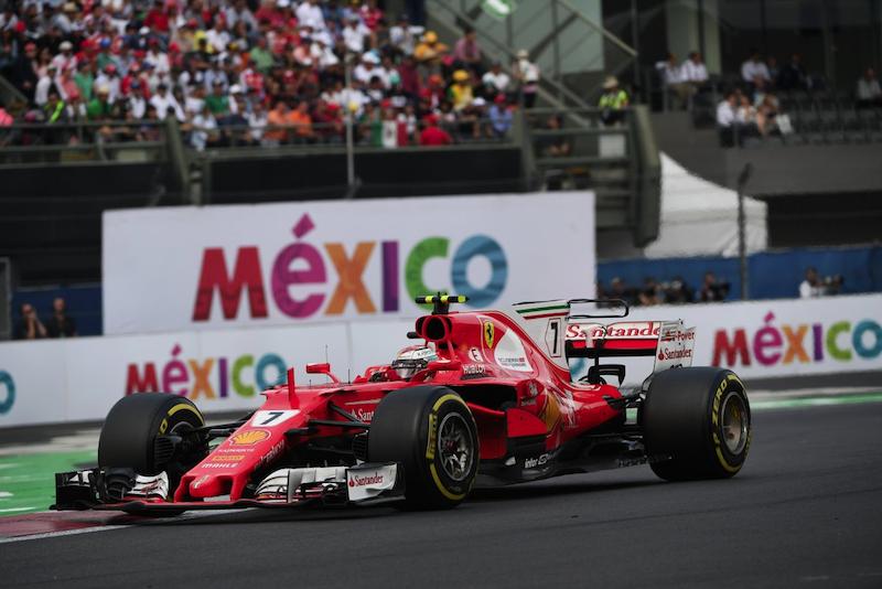 FORMULA 1 EN MEXICO