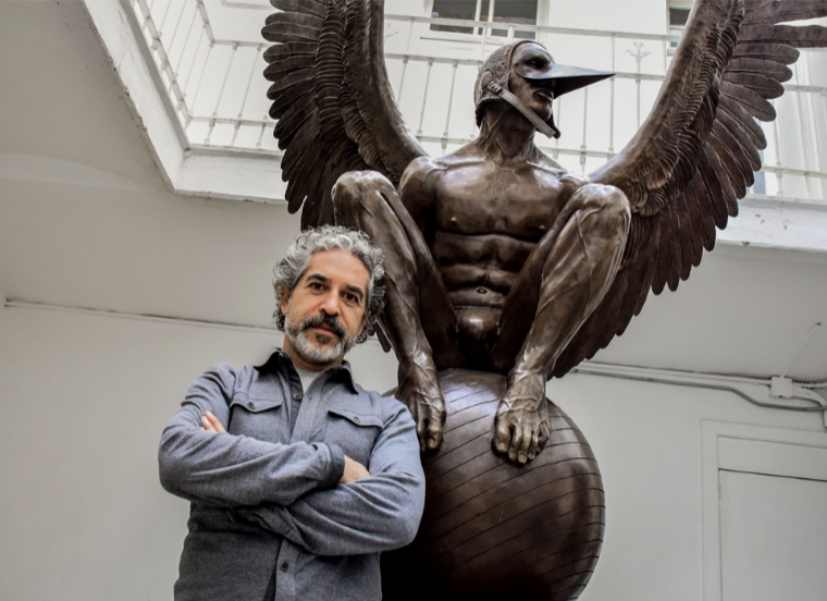 JORGE MARÍN ESCULTOR: VIDA Y OBRA
